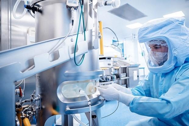 Siemens y BioNTech cooperaran en produccion de vacuna contra COVID-19 en Singapur hinh anh 1