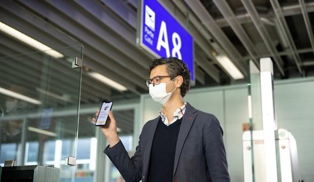 Vietnam Airlines realiza prueba piloto de pasaporte sanitario digital hinh anh 1
