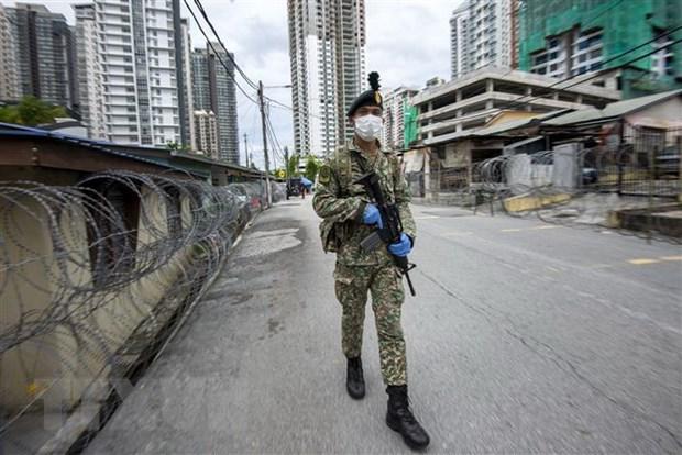 Casos del coronavirus siguen en aumento en Malasia y Filipinas hinh anh 1