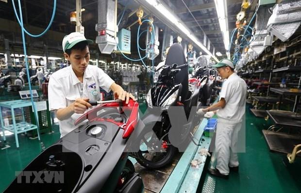 Ventas de automoviles de Honda Vietnam aumentan en junio hinh anh 1
