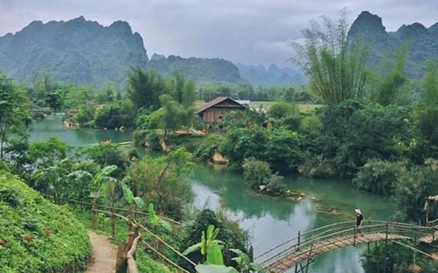Aumenta numero de turistas a provincia vietnamita en primeros seis meses del ano hinh anh 1