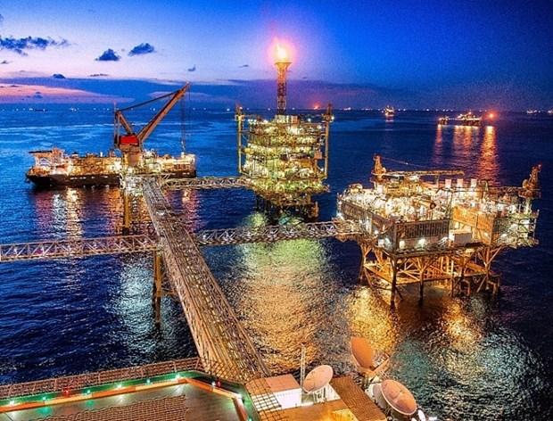 Empresa petrolera de Vietnam sobrecumple metas de ingresos hinh anh 1