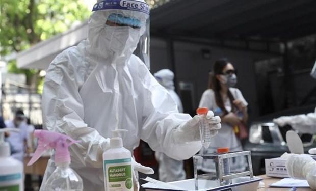 Vietnam supera los 30 mil casos del COVID-19 hinh anh 1