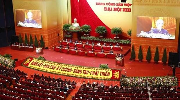 Vietnam busca fortalecer relaciones con Francia hinh anh 1