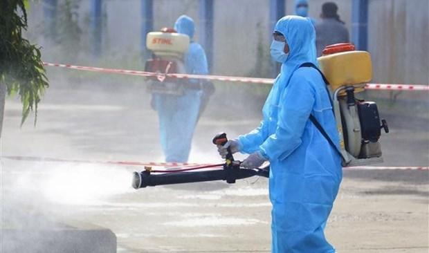 COVID-19: Vietnam confirma 466 nuevos casos hinh anh 1