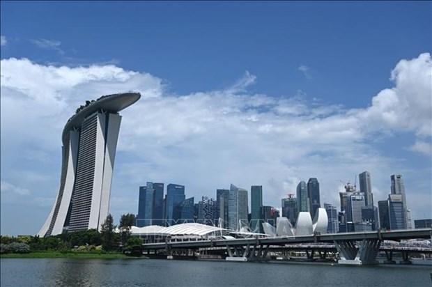 Singapur mantiene el primer lugar como centro de transporte maritimo internacional hinh anh 1
