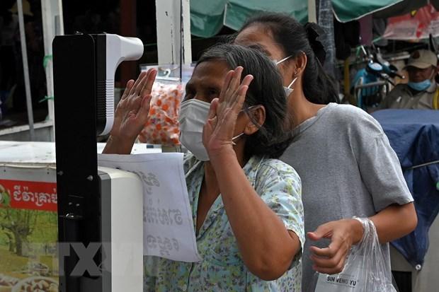 Camboya detiene entrada y salida con algunos casos de vietnamitas hinh anh 1