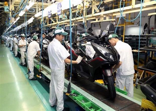 Aumentan ventas de motocicletas en Vietnam hinh anh 1