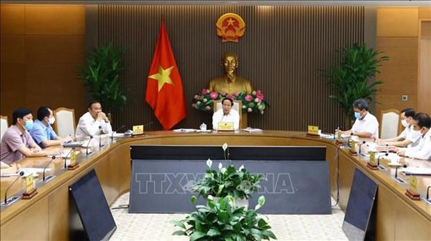 Vietnam decidido a combatir la pesca ilegal hinh anh 1