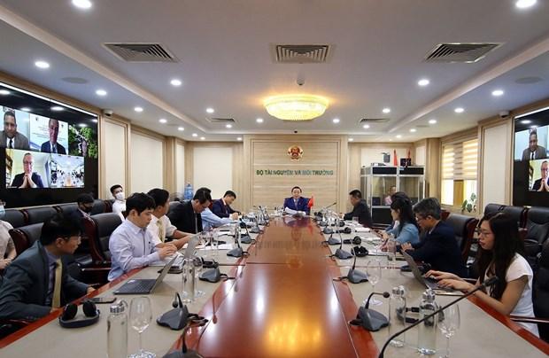 Vietnam promueve cooperacion con Fondo Mundial para la Naturaleza hinh anh 2