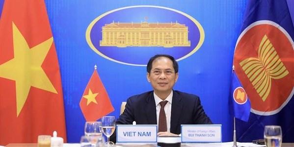 Vietnam enfatiza importancia de nexos ASEAN-EE.UU para el desarrollo regional hinh anh 2