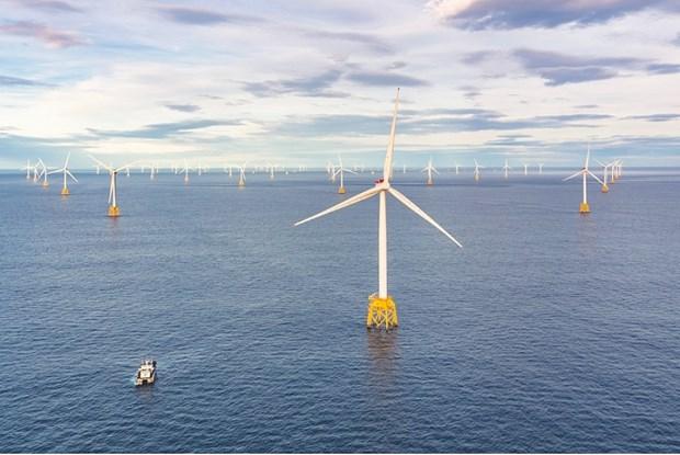 Vietsovpetro realiza estudio geologico en alta mar del proyecto de energia eolica La Gan hinh anh 1