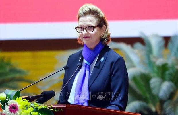 PNUD aprecia esfuerzos de Vietnam en elaboracion de informe sobre EPU hinh anh 1
