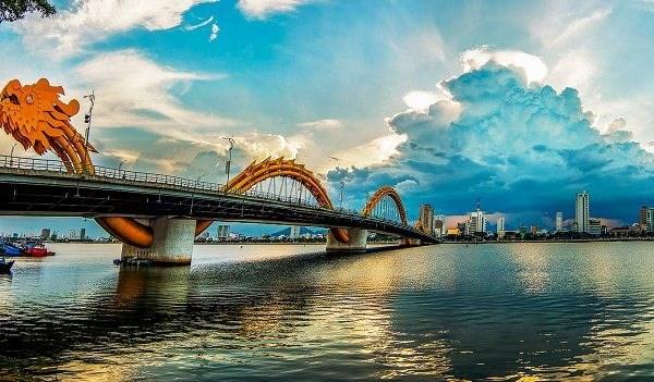 Aumenta PIB de ciudad vietnamita de Da Nang en primera mitad del ano hinh anh 1