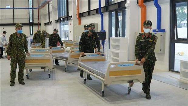 Reporta Vietnam dos mil 472 casos nuevos de COVID-19 hinh anh 1