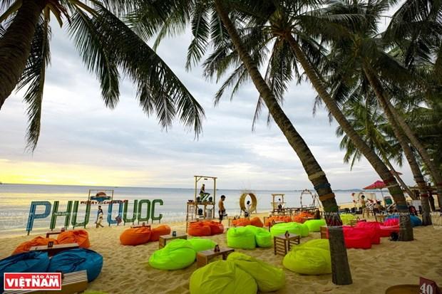 Phu Quoc, primer destino vietnamita en reactivar el turismo internacional hinh anh 1