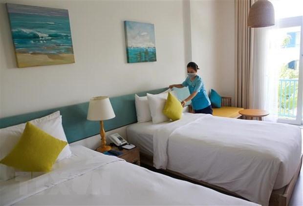 Sector turistico de Ciudad Ho Chi Minh une esfuerzos para combatir el COVID-19 hinh anh 1