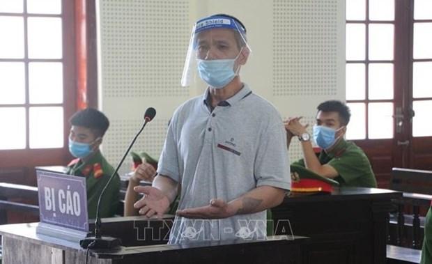 Encarcelan a responsables de propaganda contra el Estado de Vietnam hinh anh 1