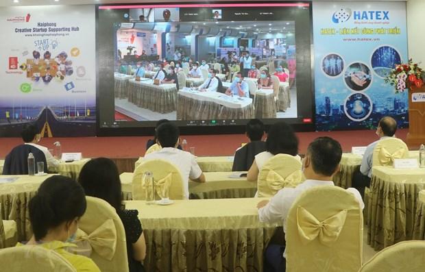 Conectan tecnologia multiplataforma entre empresas vietnamitas y japonesas hinh anh 1