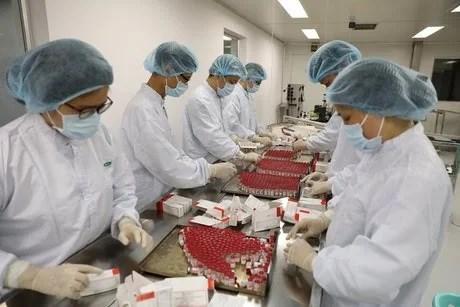 Vietnam produce primer lote de prueba de la vacuna rusa Sputnik V | Sociedad | Vietnam+ (VietnamPlus)