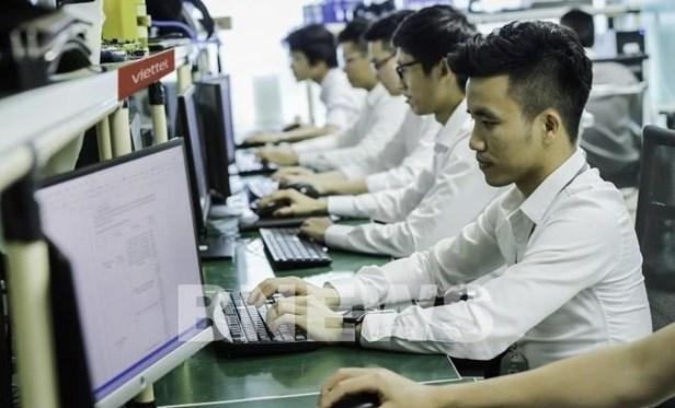 Anuncian 10 empresas tecnologicas mas prestigiosas de Vietnam en 2021 hinh anh 1