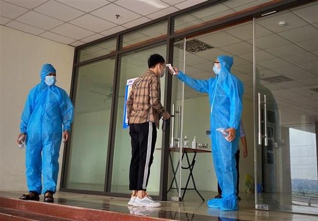 Piden centrar maximos esfuerzos para la lucha contra el COVID-19 en Vietnam hinh anh 3