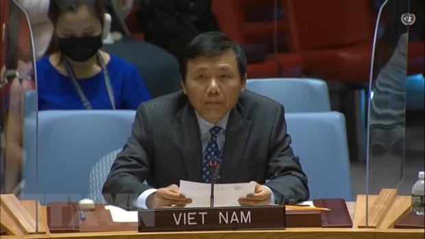 Vietnam expresa preocupacion ante tension politica en Chipre hinh anh 1