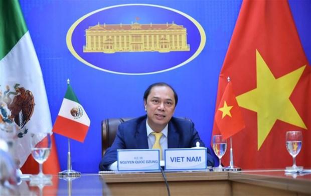 Fomentan Vietnam y Mexico cooperacion multifacetica hinh anh 1