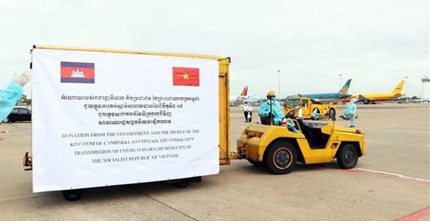 Vietnam destaca ayuda de comunidad internacional en lucha antiepidemica hinh anh 2