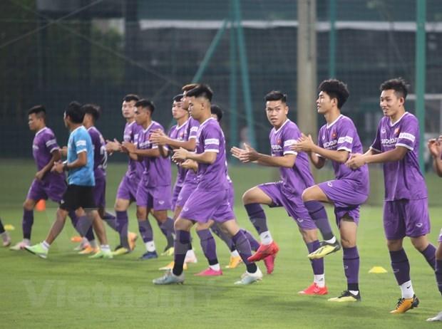 Seleccion nacional de futbol sub-23 de Vietnam ocupa el octavo lugar en Asia hinh anh 1
