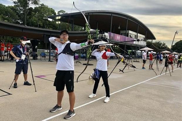 Vietnam se estrena en los Juegos Olimpicos de Tokio 2020 hinh anh 1