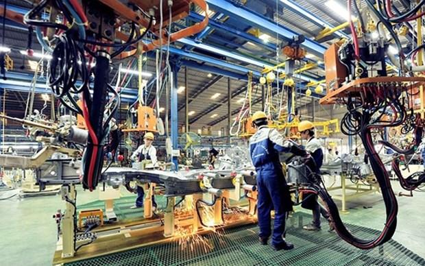 Vietnam alcanza superavit comercial en autopartes y medios de transporte hinh anh 1