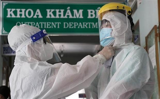 Ciudad Ho Chi Minh detecta tres mil 302 nuevos casos del COVID-19 hinh anh 1