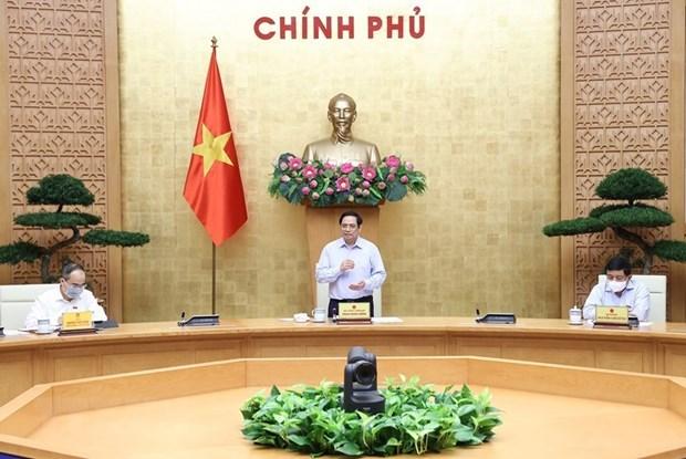 Vietnam apuesta por produccion de vacunas contra COVID-19 en el pais hinh anh 1