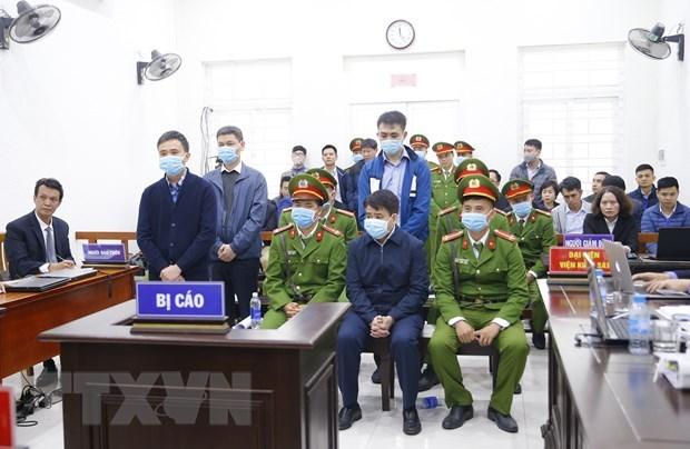 Inician procedimiento legal contra exdirigente de Hanoi por interferencia ilegal en actividades de licitacion hinh anh 1