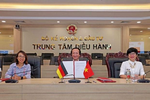 Alemania proveera a Vietnam una AOD de 113,5 millones de euros en 2021 hinh anh 1
