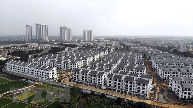 Tasa de urbanizacion de Vietnam alcanza 40,4 por ciento hinh anh 1