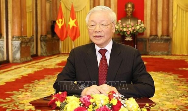 Destaca investigador cubano valores de pensamiento de maximo dirigente partidista vietnamita hinh anh 1