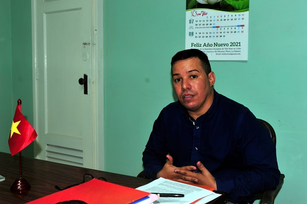 Destaca investigador cubano valores de pensamiento de maximo dirigente partidista vietnamita hinh anh 2