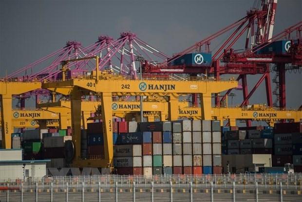 Corea del Sur y la ASEAN por actualizar tratado de libre comercio bilateral hinh anh 1