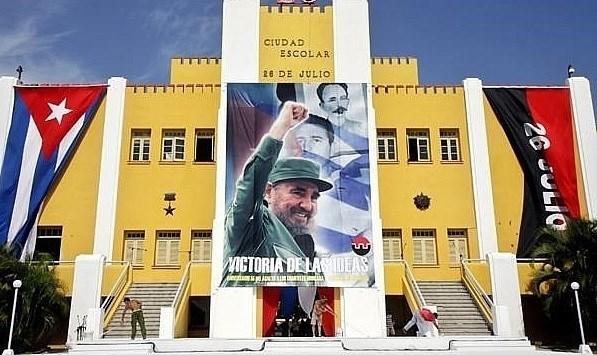 Con espiritu del Moncada, Vietnam y Cuba venceran la pandemia hinh anh 1