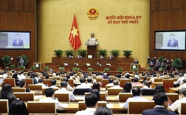 Presidente del Parlamento insta a fortalecer apoyo a personas con meritos revolucionarios en Vietnam hinh anh 1