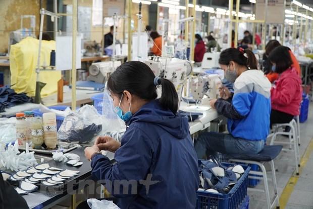 Reporta Vietnam deficit comercial en lo que va del ano hinh anh 1