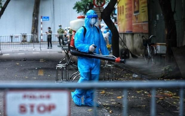 COVID-19: Vietnam confirma otros dos mil 764 casos nuevos hinh anh 1
