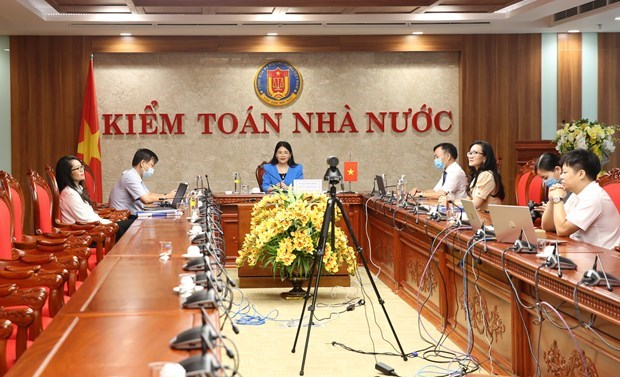 Vietnam participa en la reunion de Instituciones de Auditoria de ASEAN hinh anh 1