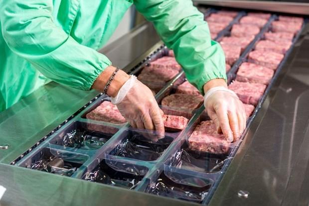 Camboya detecta virus SARS-CoV-2 en carne congelada importada de la India hinh anh 1