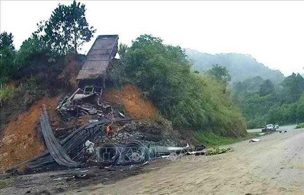 Disminuyen los accidentes de transito en Vietnam hinh anh 1