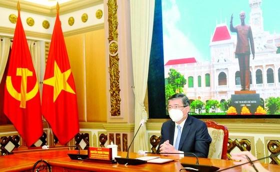 Ciudad Ho Chi Minh propone intensificar lazos multifaceticos con Italia hinh anh 1