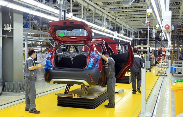Crecen inversiones de Vietnam en el extranjero en los primeros siete meses de 2021 hinh anh 1