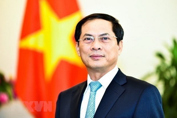 Felicita China a ministro de Relaciones Exteriores de Vietnam hinh anh 1